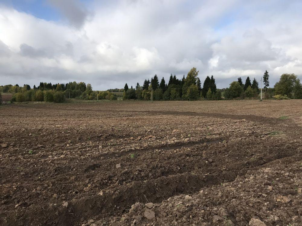 Land plot of 1,557 acres near Moscow