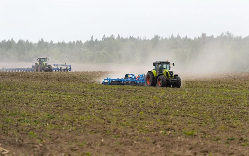 Land plot of 544 acres near Moscow