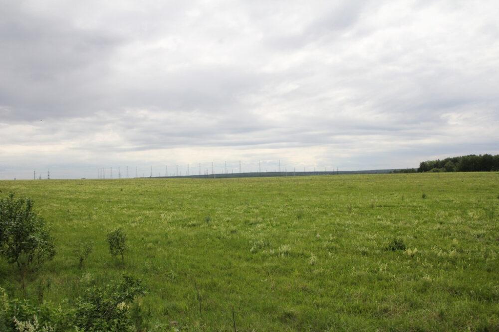 Land plot 3472 acres