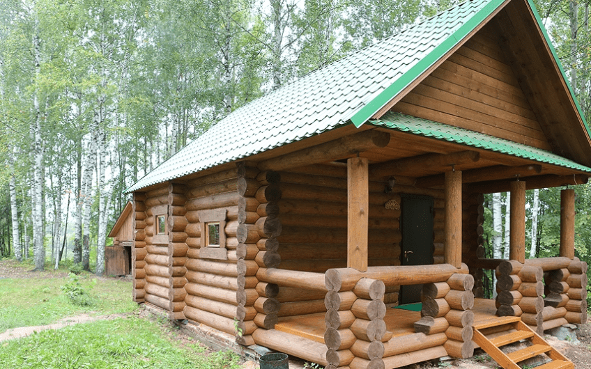 Hunting farm in Russia 123,000 acres